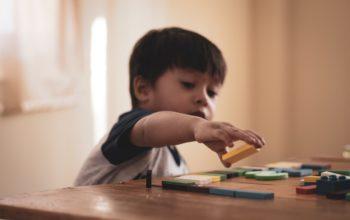 Væk det kreative i dine børn tidligt