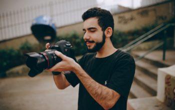 Det vigtigste udstyr som hobbyfotograf